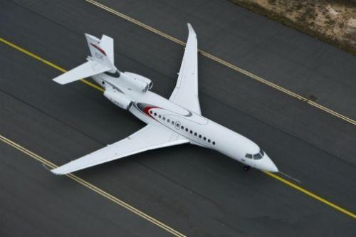 猎鹰8x公务机首飞成功