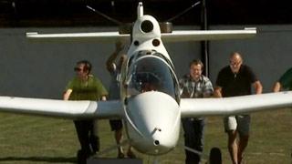 PBS涡桨发动机TP100