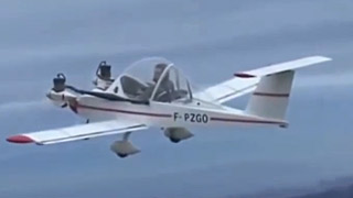 自制超轻型飞机