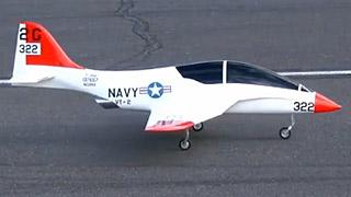 [JetPower2016]DYNAMO 2涡喷模型飞机飞行表演