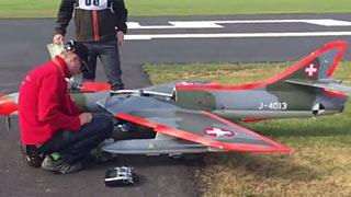 [JWM2017]Adrian Senn的第一轮飞行