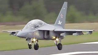 [JWM2017]Vasiliy和他的Yak-130的飞行表演
