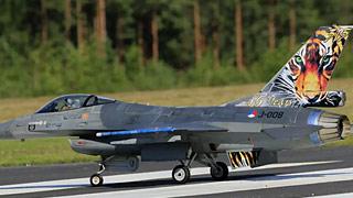 [JWM2017]德国队F-16 Falcon参赛纪录