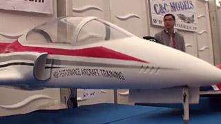 [JetPower2017]大棚展台和飞行表演合集