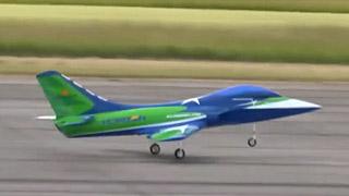 优秀涡喷航模飞机集锦