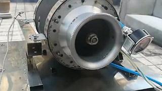涡喷试车视频