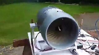 A.Y.N.I.S涡扇发动机测试