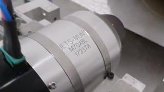 JETS-MUNT M70启动、推力调整和重启测试