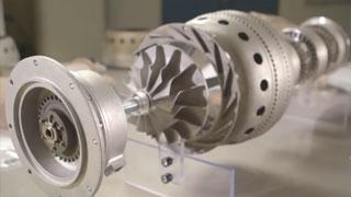 莫纳什大学3D打印金属涡喷发动机