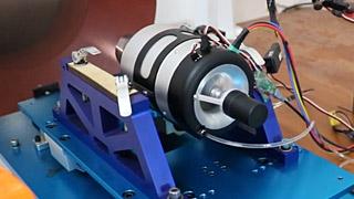 中动航空科技Enjet涡喷发动机