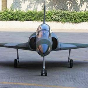 幻影2000(机身+8kg涡喷+脚架)飞机模型